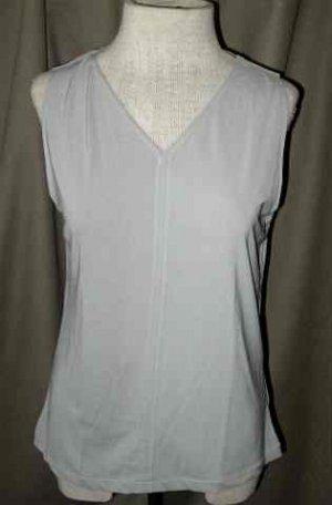 DKNY Light Gray Top.