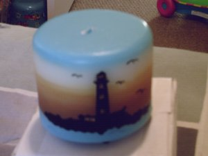 LIGHT HOUSE CANDLE