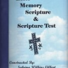 Bible Memory Scripture Pamphlet & Scripture Test 12.99