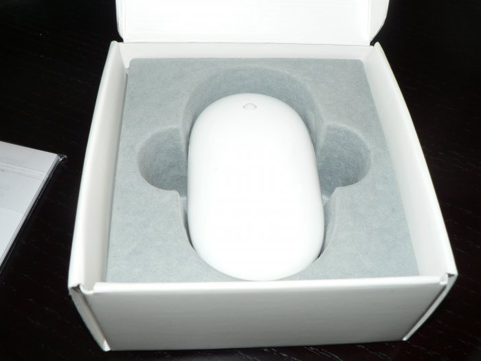 Apple Wireless Mighty Mouse Bluetooth MB111LL/A
