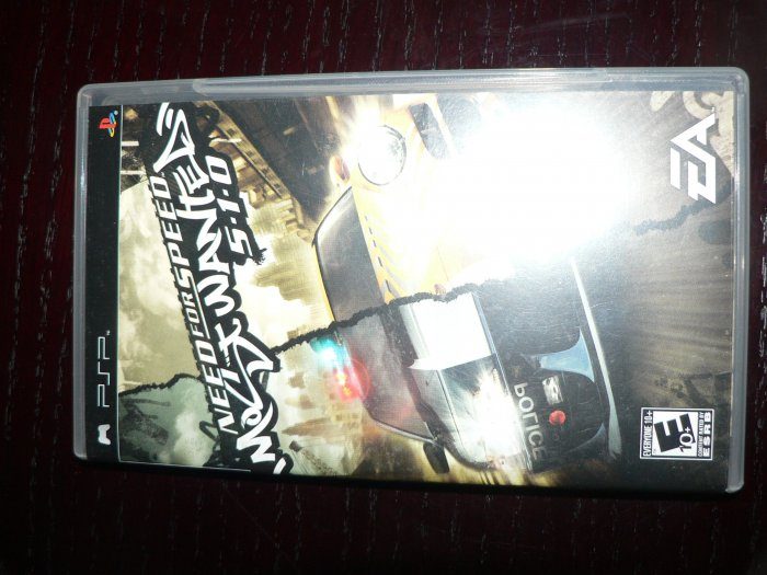 Need for Speed Sony PSP Game