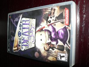 Death Jr. 2 Sony PSP Game