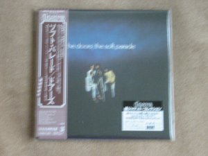 THE DOORS - SOFT PARADE - JAPAN MINI LP. New and sealed CD