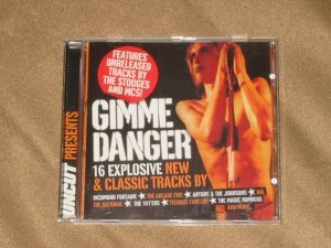 Uncut (June 2005) CD � Gimme Danger - The Stooges. Arcade Fire, Antony & The Johnsons