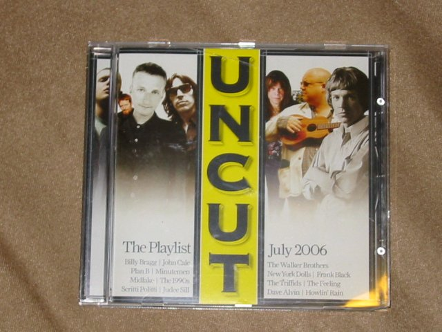 Uncut � The Playlist � July 2006. New York Dolls, John Cale