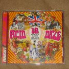 Uncut73  Acid Daze  CD - June 2003. Syd Barrett, Kevin Ayers,  The Move.