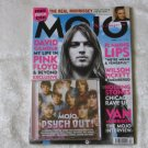 Mojo 149. David Gilmour – My Life in Pink Floyd. Van Morrison interview. 15 track psychedelic CD.