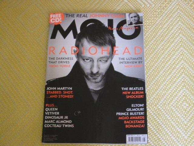 Mojo 153.  RADIOHEAD � ultimate Nick Kent interview