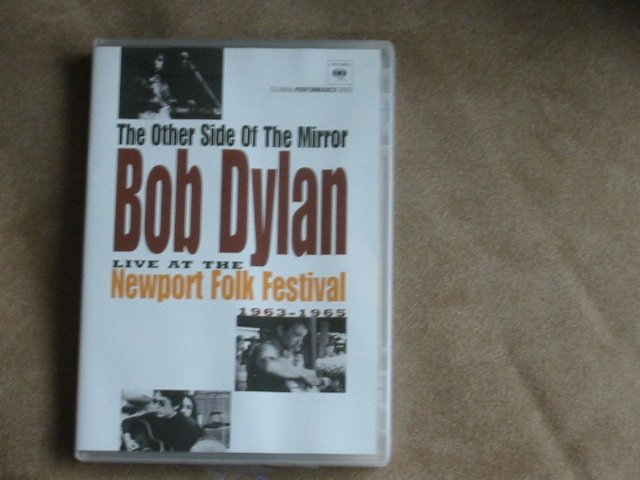 BOB DYLAN at Newport - The Other Side of the Mirror - DVD