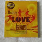 THE BEATLES - LOVE - Taiwan boxcase edition.