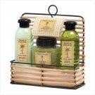 #  36396  Tropical Pleasures Bath Set