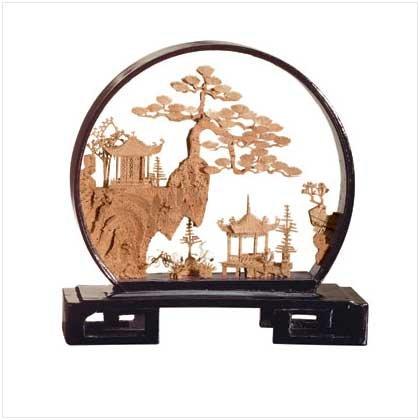 #   21340    Elaborate cork sculpture