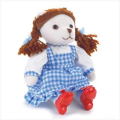 #  37794     Wizard of Oz's beanbag bear