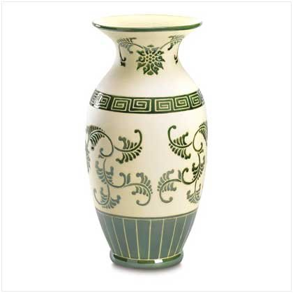 #    38739      Gracious urn-shaped vase