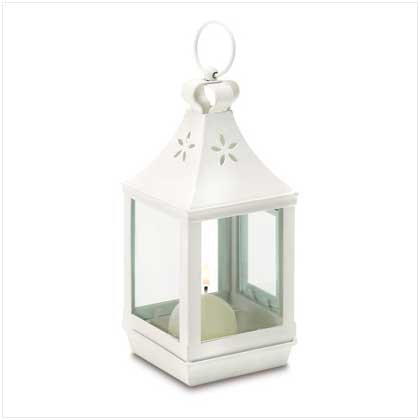 #38468 Mini cutwork garden lantern