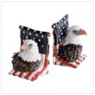 #29193 American Eagle Bookends