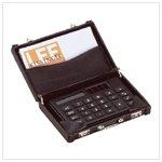 # 25895 Mini-Briefcase Calculator