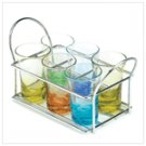 # 38717 Multi-Color Shot Glass Set