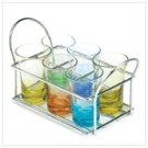 # 38717 Multi-Color Shot Glass Set