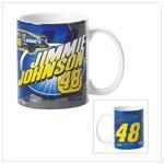# 38890 Jimmie Johnson Sublimated Mug