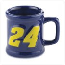 # 37407 Jeff Gordon Sculpted Mini-Mug Shotglass
