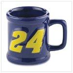 # 37407 Jeff Gordon Sculpted Mini-Mug Shotglass