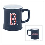 # 38629 MLB Red Sox Mini-Mug Shotglass