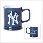 # 38632 MLB Yankees Sculpted Mug