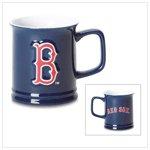 # 38633 MLB Red Sox Sculpted Mug