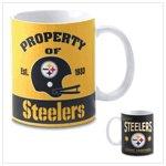 # 38574 Retro Pittsburgh Steelers Mug