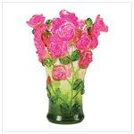 # 38687 Parisian Rose Vase