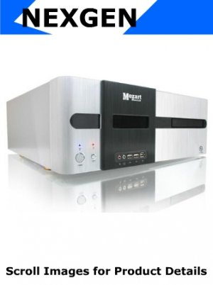 NexGen Home Theater PC -  record/watch/burn live TV, access your music/video collection