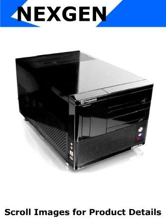 """NexGen Home Theater PC - Essentials HTPC - """"Basi[k]"""" inc. TV Tuner, Lo-Profile, WiFi, Vista Premium"""