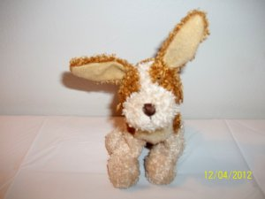 Ganz Puppy Dog Soft Spot Plush Stuffed Toy Lovey