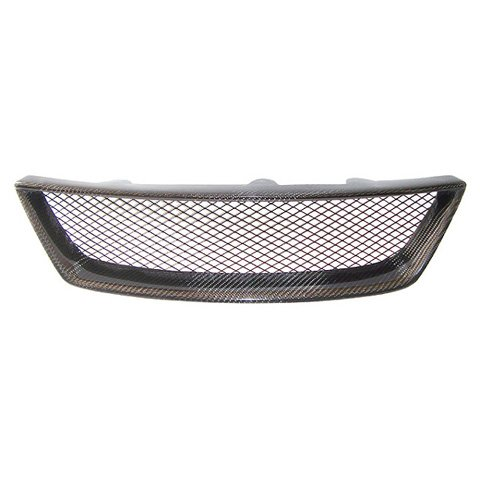 Lexus IS 250 350 2006-2008 Carbon Fiber Mesh Grille