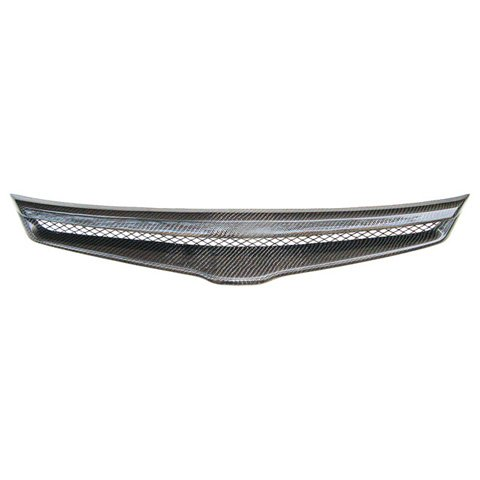 Honda Civic 2006-2008 Coupe Carbon Fiber Mesh Grille