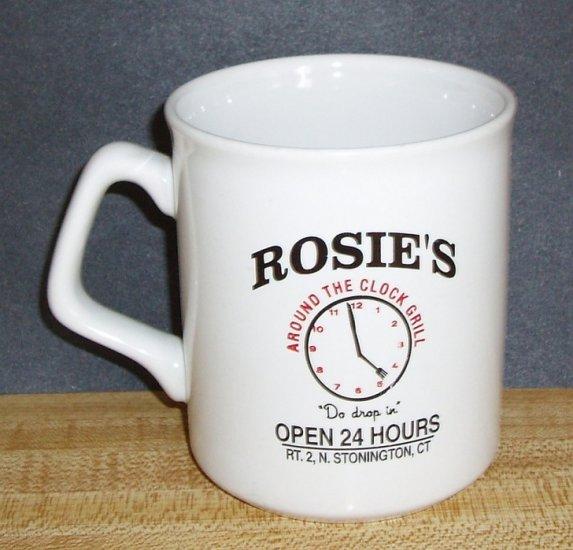 Rosie's Diner Mug Cup