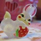 Berry Bunny - White