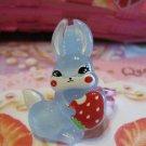 Berry Bunny - Blue