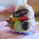 For you (Heart shaped!)~ Cake ring!
