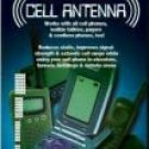 NEW CELL PHONE ANTENNA SIGNAL BOOSTER AS SEEN ON TV