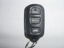 Toyota Keyless Entry Remote