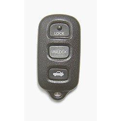 Toyota Highlander 2004-2005 keyless entry remote fob.