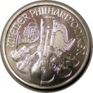 2014 Austrian Philharmonic 1 oz .999 Fine Silver