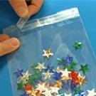 "(20) Polypropylene 2 ¾ ""X 3 ¾ "" Lip-n-Tape Bags Re-sealable"