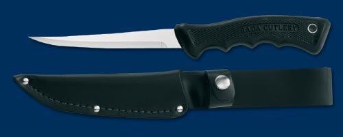 R210 Sportsman Fishing/Hunting Knife with Scabbard/Sheath (Rada Cutlery)