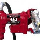 FR610G Tuthill/FillRite 115vAC 15 GPM Pump Diesel/Gasoline Fuel Tank Transfer Pump