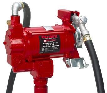 FR310V Tuthill/FillRite 115vAC 30GPM Pump Diesel Fuel Tank Transfer Pump