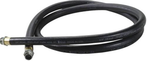 "Goodyear 3/4"" x 12' - 2 Ply Fuel Tank Pump Hose"