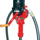 FR112C Fill-Rite Rotary Gas/Diesel Hand Fuel Tank Transfer Pump Counter